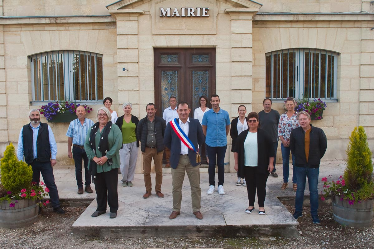Conseil Municipal de Sauternes