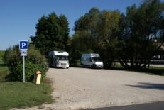 Aire accueil Camping Car