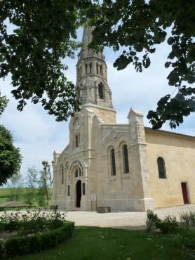 Eglise de Sauternes