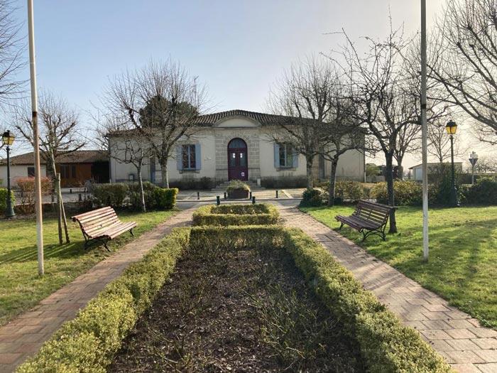 Salle des fêtes Rolland Castaing de Sauternes